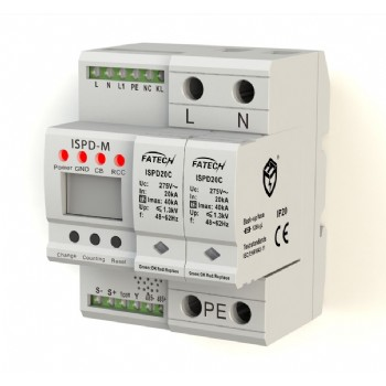 1 phase intelligent surge protector