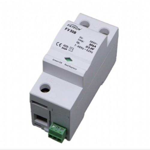 Class I 50kA Spark Gap Surge Arrester with Remote and Indicator