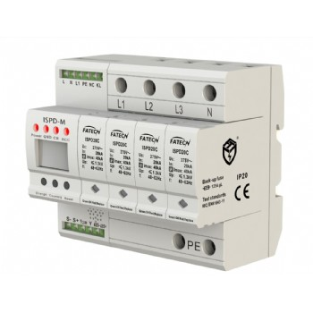 FATECH new intelligent surge protection device