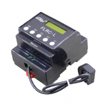 LCD display, reset function digital type lightning counter