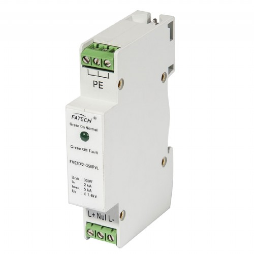 surge arrester with LED display Imax 2kA