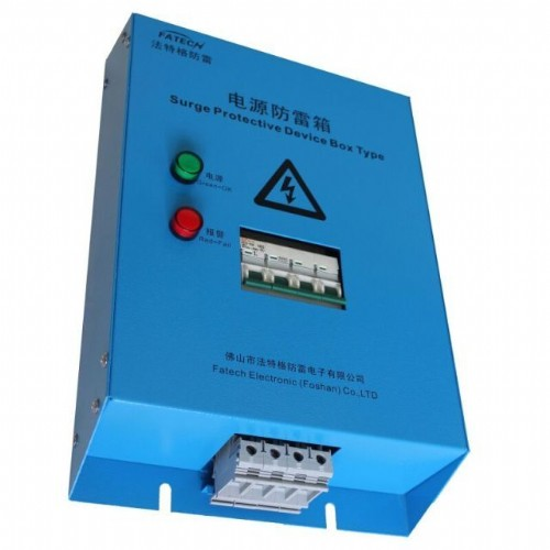 type 1 3 phase surge filter, surge arrester box type