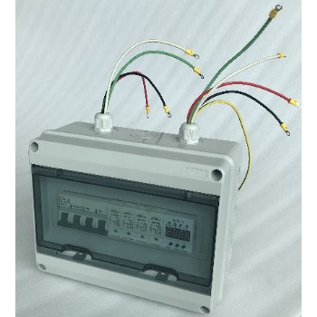 type 1 3 phase surge protection distribution box